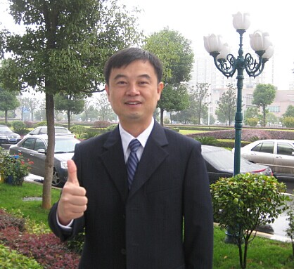 广视通广告总经理陈飞